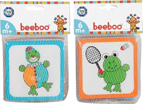 Beeboo Baby Badebuch, 2-fach sortiert