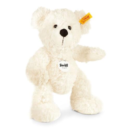 Steiff Teddybär Lotte, weiß, 28 cm