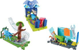 Mattel Hot Wheels City Sets, sortiert