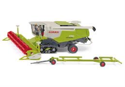 SIKU 4258 FARMER - Claas Lexion mit Raupenfahrwerk, 1:32, ab 3 Jahre