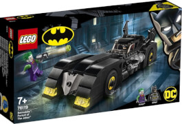 LEGO® Super Heroes 76119 Batmobile#: Verfolgungsjagd mit dem Joker#
