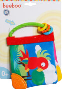 Beeboo Baby Knisterbuch, 2-fach sortiert