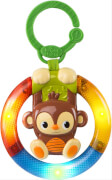 BS - Light up Ring Rattle