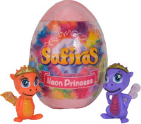 Simba Safiras V, Neon Princess, 3er Pack, 4-s.