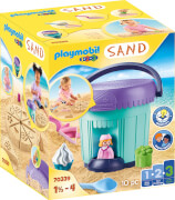 PLAYMOBIL 70339 Kreativset ''Sandbäckerei''
