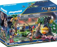 PLAYMOBIL 70414 Piraten-Schatzversteck