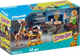 PLAYMOBIL 70363 SCOOBY-DOO! Abendessen mit Shaggy
