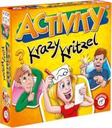Piatnik 6063 Activity Krazy Kritzel