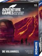 Kosmos Adventure Games - Die Vulkaninsel