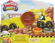 Hasbro E4294EU4 Play Doh Schaufelbagger