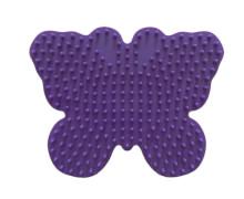 HAMA Stiftplatte Schmetterling, lila