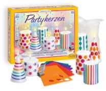 Sentosphere - Kreativ Kit Partykerzen