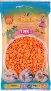 HAMA Beutel mit Perlen Apricot 1000 Stück