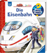Ravensburger 33300 Wieso? Weshalb? Warum? Junior Band 9: Die Eisenbahn