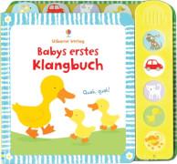 Babys erstes Klangbuch