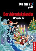 Kosmos Die drei ??? Kids Adventskalender 2019 (Buch)