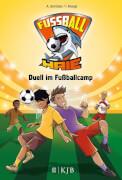 Die Fußball-Haie Band 6 - Duell im Fußballcamp