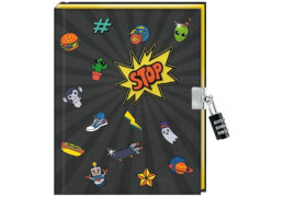 Tagebuch - Funny Patches - STOP