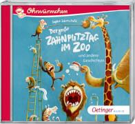 Der große Zahnputztag im Zoo CD