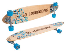 Hudora Longboard Imperial