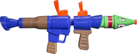 Hasbro E6874EU4 Super Soaker Fortnite Missile Launcher