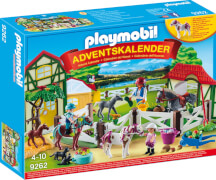Playmobil 9262 Adventskalender Reiterhof