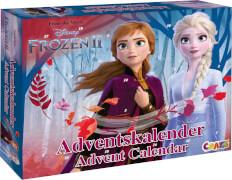Adventdskalender Frozen 2 2019