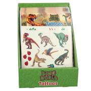 Depesche 8837 Dino World Tattoos