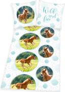 Pferde Bettwäsche